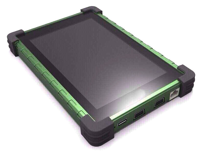 8 Inch Industrial Window Tablet With Ethernet Port And Nfc