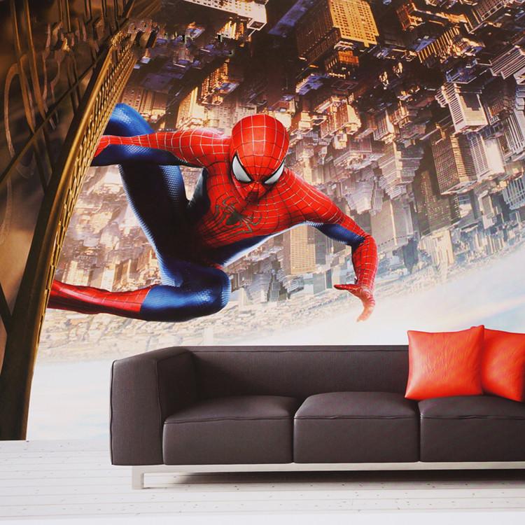 superhero tapete werbeaktion shop f r werbeaktion. Black Bedroom Furniture Sets. Home Design Ideas
