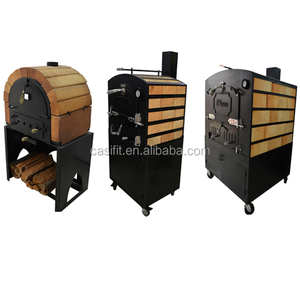 2018 Hot In Market Commercial Mexican Wood Fired Pizza Oven Sale/Wood Fired Pizza Oven