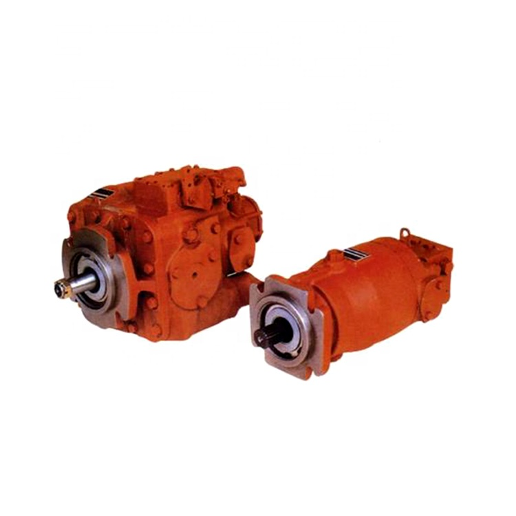 Precision components transmission system p50 hydraulic gear pump for construction machinery