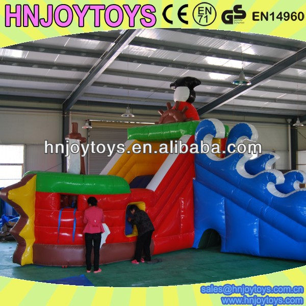 Alibaba china offer inflatable bouncer slide combo