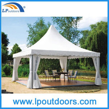 5*5m Garden Pagoda Marquee Small Outdoor Entertainment Tent