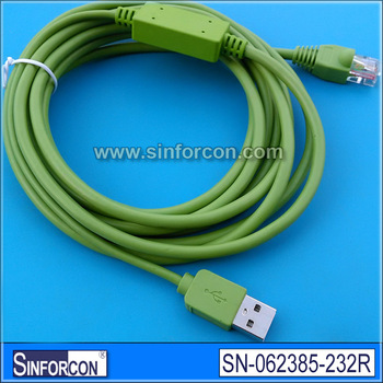 Ftdi Ft232r Usb Serial To Rj45 Green Console Cable - Buy Usb Rs232  Cable,Usb Rj45 Serial Cable,Usb Rs232 To Rj45 Product on Alibaba com