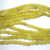 cheapest factory price yellow jade rice beads for jewelry making yellow stone beads