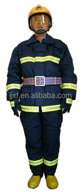 Cheap Fire Retardant Clothing >> Fireman Uniform With Reflective Tape Workwear Hombre Work ...