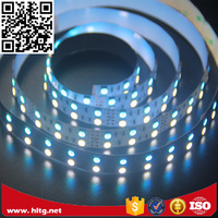 shenzhen led supplier 5050 led chip RGBW/RGB+W flex led landscape with 2 year warranty