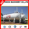 Non Destructive Test RT-100% MT-100% Pressure Vessels Bulk LPG Storage Tank