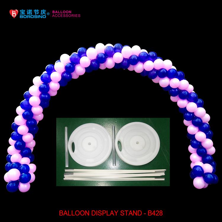 B428 Water Base Adjustable Wedding Decoration Balloon Arch - Buy ...