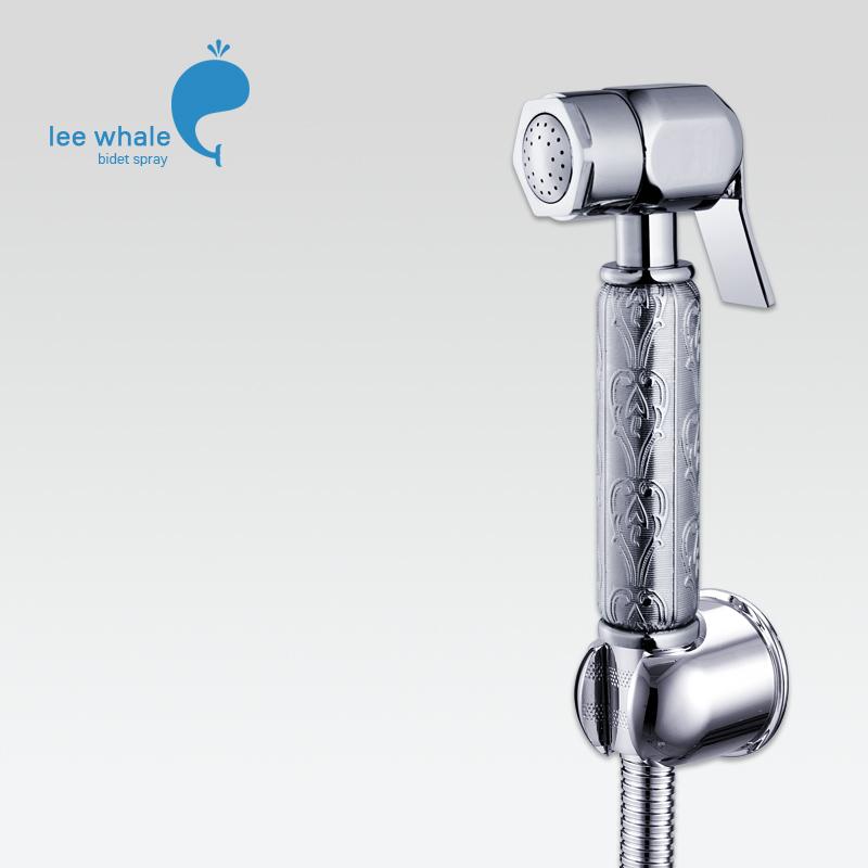 Lee Whale Self Cleaning Bathroom Water Saving Hand Shower Set For - Water-saving-set-for-the-bathroom
