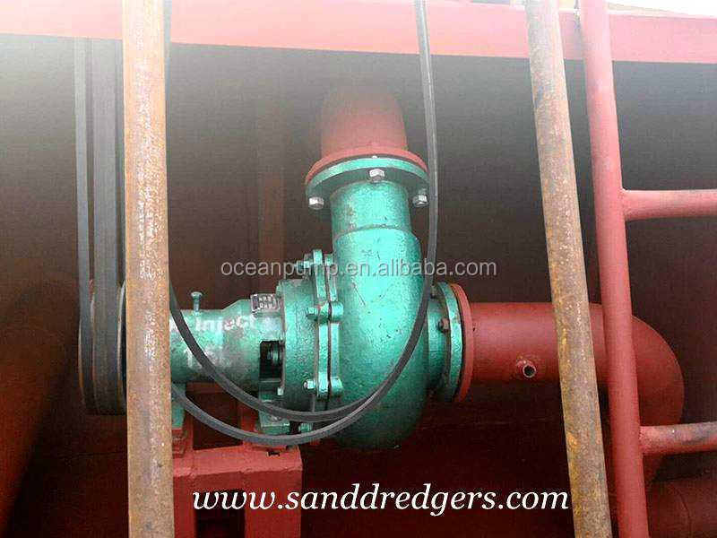 sand pumps