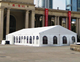 5*10m Frame Galvanized Steel Tube Wedding Party Tents