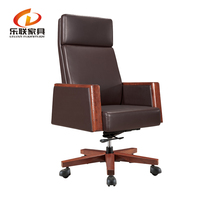 Solid wood arm end five star base office chairs producer recaro office chair