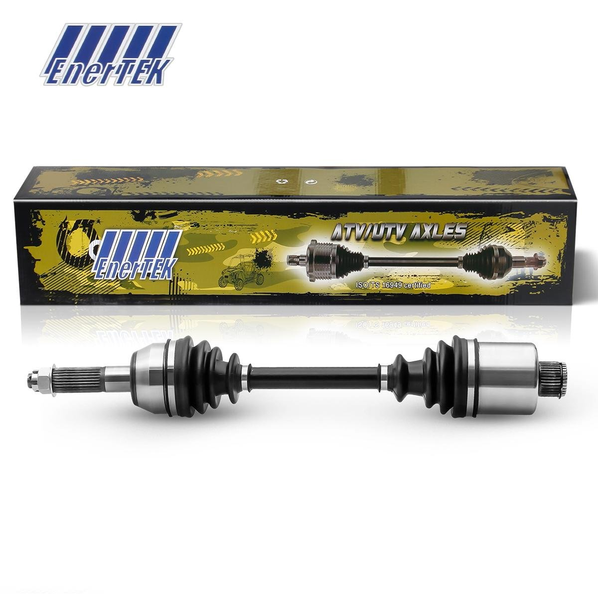 Polaris Sportsman 400 / 450 / 500 / 570 / 600 / 700 / 800 Rear Left/Right CV Axle Drive Shaft Assembly 2003 2004 2005 2006 2007 2008 2009 2010 2011 2012 2013 2014 2015