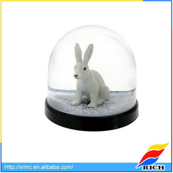Cheap Custom Made Snowman And Children Snow Globes Christmas Gifts