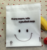 Cute smiley face and blinking self sealing bag / gift bag / biscuit bag