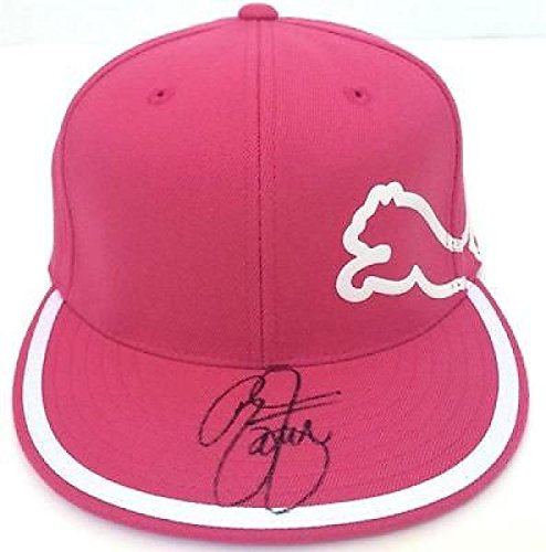 reputable site 5f431 f3600 RICKIE FOWLER Signed Red Puma Hat - PSA DNA Certified - Autographed Golf  Equipment