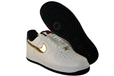 Nike Men's NIKE AIR FORCE 1 '07 BASKETBALL SHOES