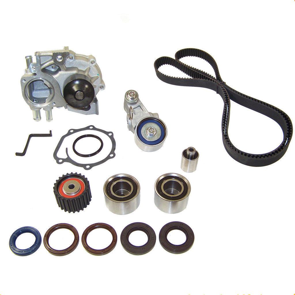 Timing Belt Kit Fit Subaru Saab Turbo 25 Dohc Ej255 Ej257 2111 Packaging Shipping