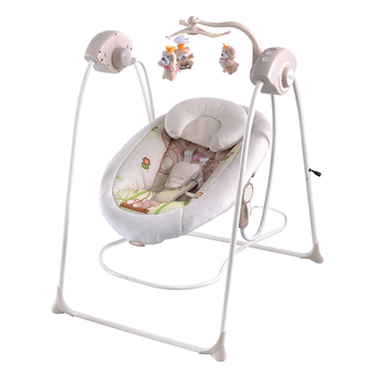 Wondrous Two In One Baby Swing Infant Cradle Seat Bouncer Chair Portable Swings Multifunction Folding Chair Chair With Plush Toy Cushion View Baby Automatic Ncnpc Chair Design For Home Ncnpcorg