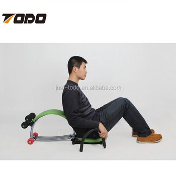 Body twister exercise abdominal chair fitness sit up exercise abs