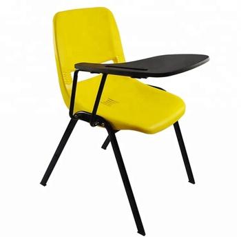 chine américaine chaises d'école avec tablette chaises usine en gros