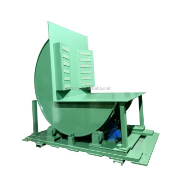 Single-side vertical coil tilter lifter