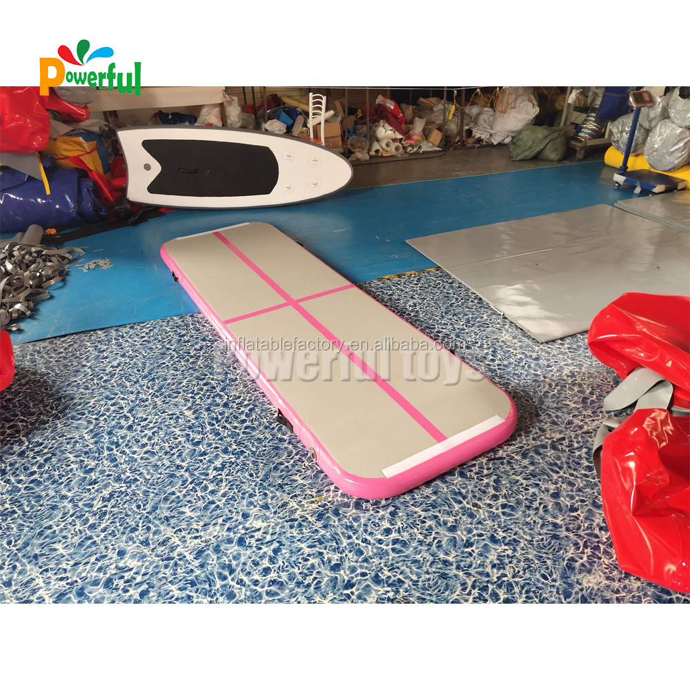 Sample available gymnastics 3m inflatable air track for sale