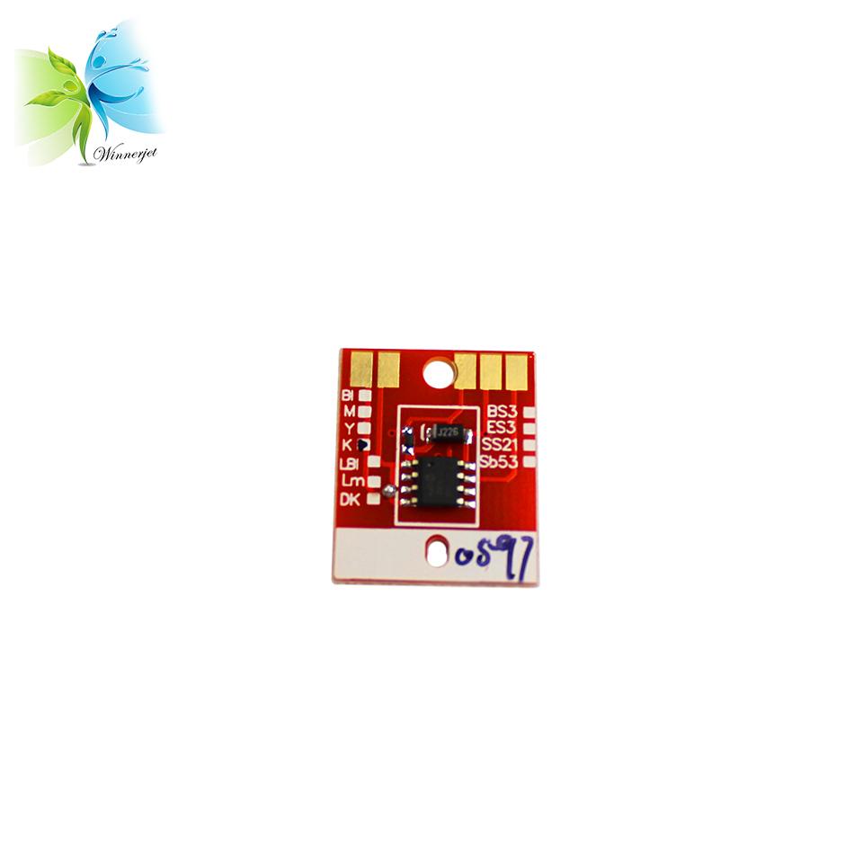 Sb52 WINNERJET cartucho compatível chips permanente para MIMAKI JV33 JV34 JV5 CJV30 CJV150 TS3 TS5 TPC impressoras da série