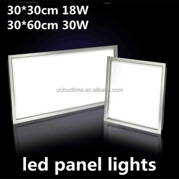 30W 40W 36W 48W 2x2 ft feet white frame flat led panel lighting 600x600 dimmable Office/Home/Hotel indoor LED panel lamp
