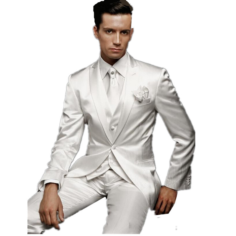 Cheap Formal White Suits, find Formal White Suits deals on line at ...