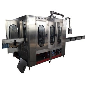 Hot sale purified water filling machine equipment low price