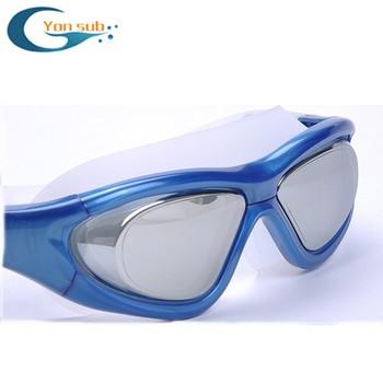 4c888b8d8 Yon Sub genuína grande quadro óculos homens e mulheres de equipamentos de natação  óculos de natação