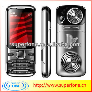 Q9 mobile phone 2.4 inch 2012 cheap quadband TV cell phone