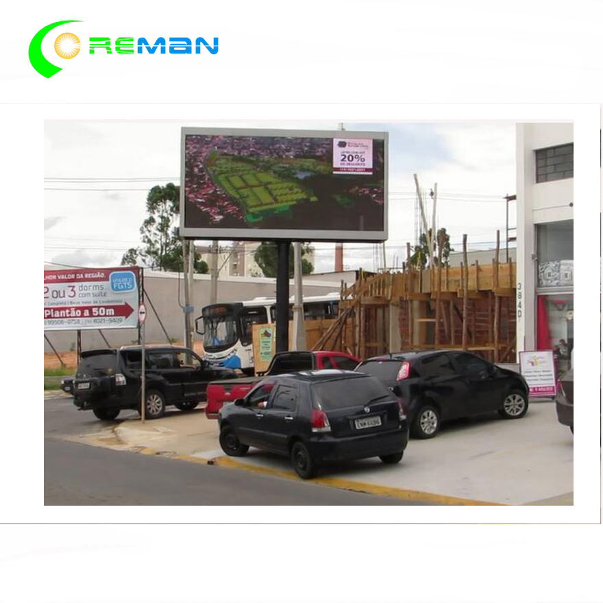 Free shipping Big Advertising <strong>Billboard</strong> <strong>Price</strong> P4 P5 P6 Outdoor <strong>LED</strong> Display <strong>LED</strong> Screen <strong>LED</strong> Video Wall