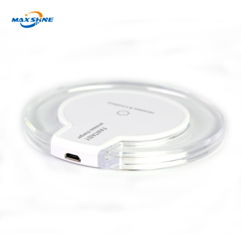 Universal qi fast cell phone wireless charger for iPhone x , for samsung s9 wireless charger