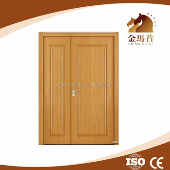 Double Leaf Front Door Design Modern Flush Door Pvc Window And Door