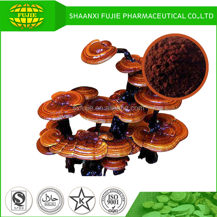anti-tumor lingzhi extract, reishi mushroom extract,ganoderma lucidum extract from Japan reishi/CAS NO:223751-82-4