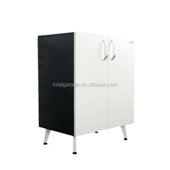 Plastic Laminate Finish MDF Base Cabinet Garage Storage