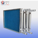 Aluminum finned stainless steel tube coil heat exchanger