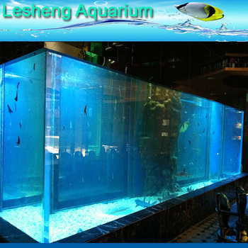 Aquaculture tanks buy aquaculture tanks panoramic for Tall fish tanks for sale