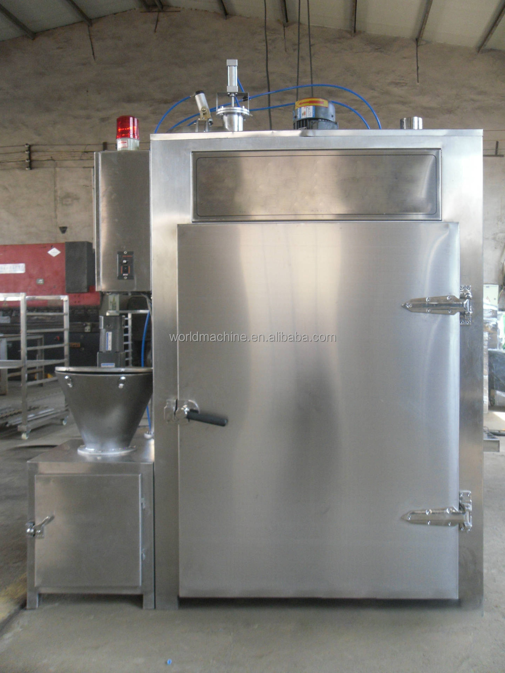 Meat Smoke Oven With Cooking Drying Smoking/china Supplier ...