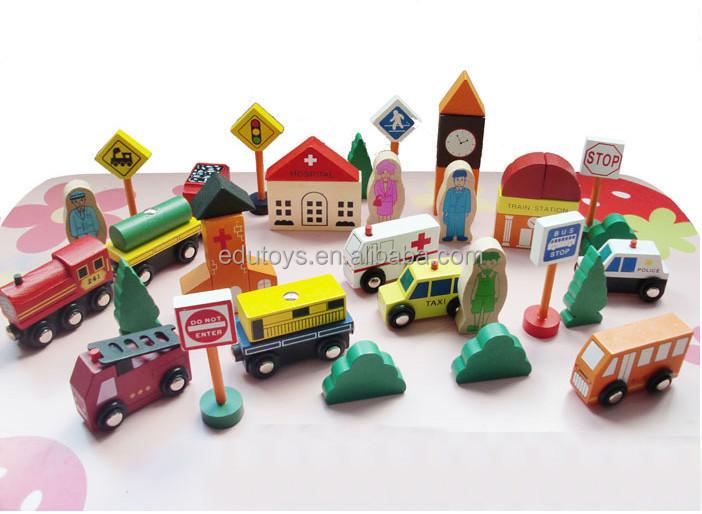 La Panneaux Éducatifs Pour Bois Jouets jouets Circulation Signalisation Trafic Véhicules Enfants Buy jouets Éducatifs De En Et htdxrCsQ