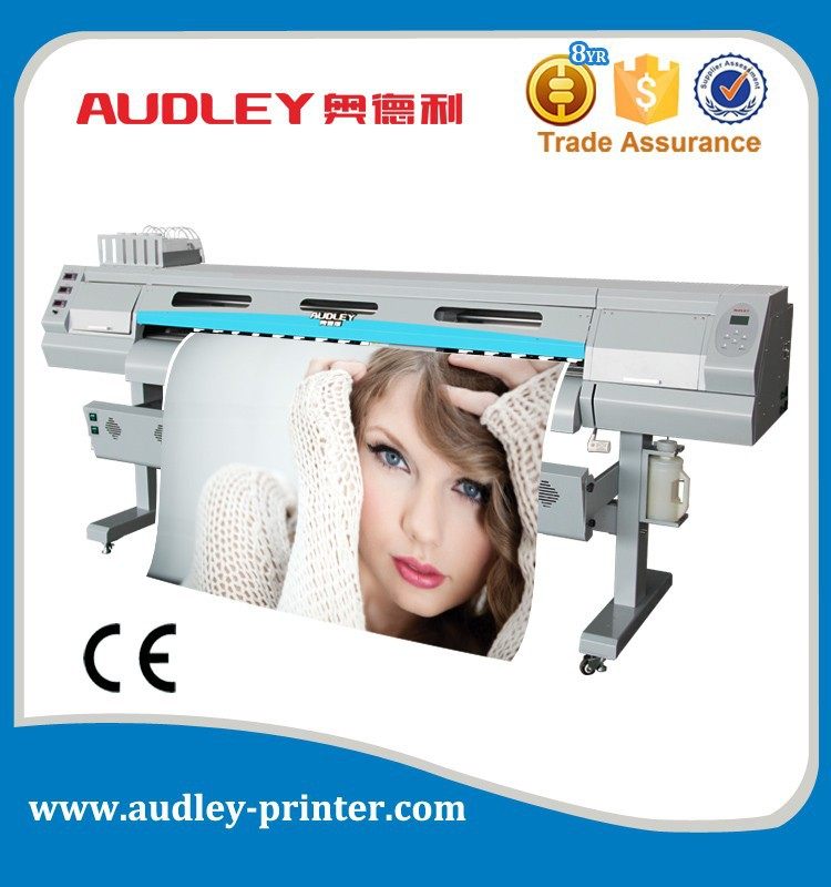 1.8 meters Large Format Printer For Outdoor & Indoor Advertising (Eco Solvent Ink) DX5 Printing Machine ADL-8520
