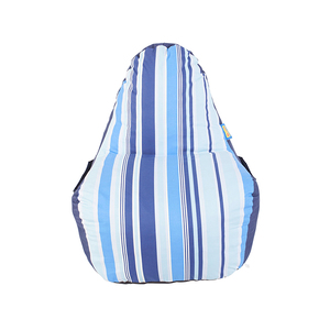 high quality fire retardant giant bean bag cover outdoor back support bean bag