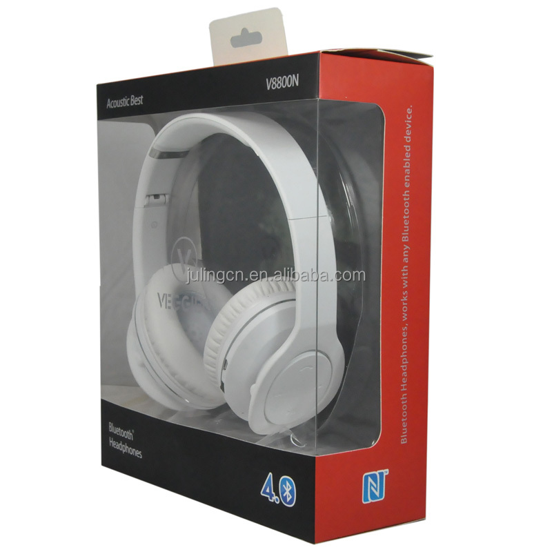 Blue tooth over head headphones for mobile phones and computer,HT Headphone wireless