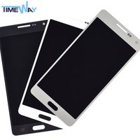 Black For Samsung Galaxy A5 2016 A510 A5100 A510f A510P A510S LCD DIsplay Touch Screen Digitizer Assembly for samsung a5 lcd