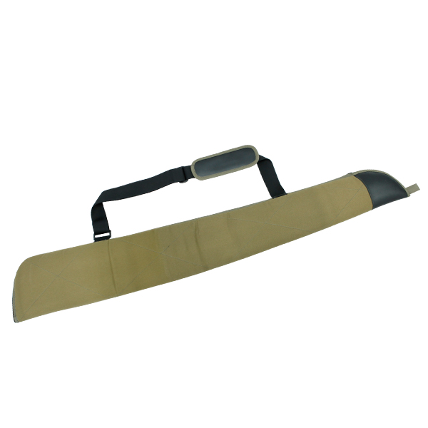 High Quality Canvas and Leather Gun Case Shooting Accessories