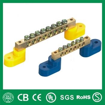 Brass Terminal Block Connector
