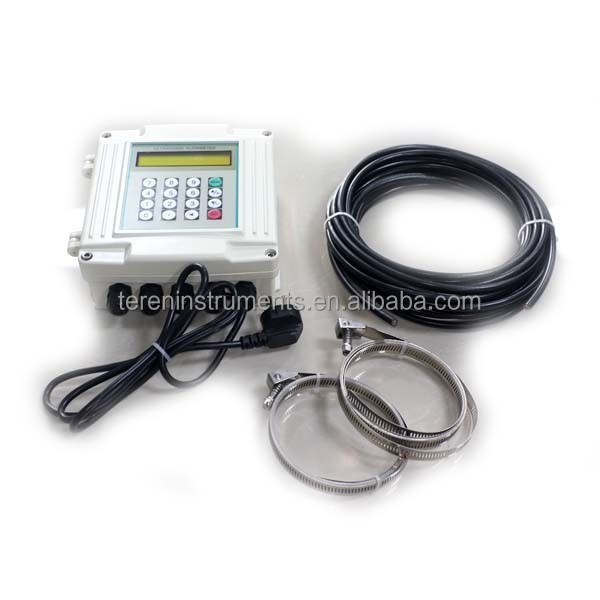 China RS485 ultrasonic water flow sensor manufacturers