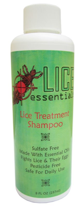Lice Essentials Shampoo 8oz